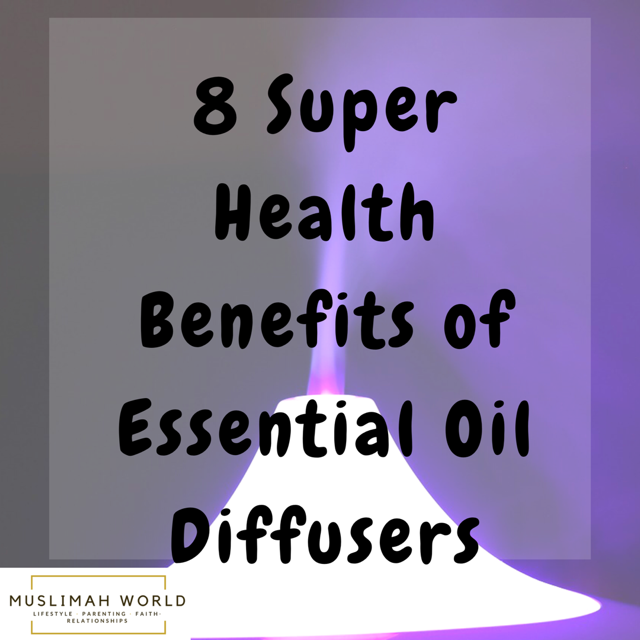 8 Health Benefits Essential Oil Diffuser
