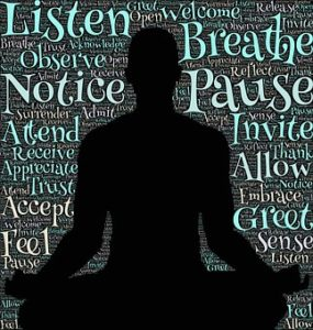 Deep breathing for stress and anxiety